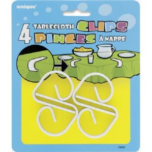 Tablecloth Clips 4pcs